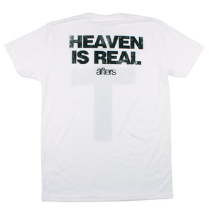 Cross - Heaven Is Real  (White)
