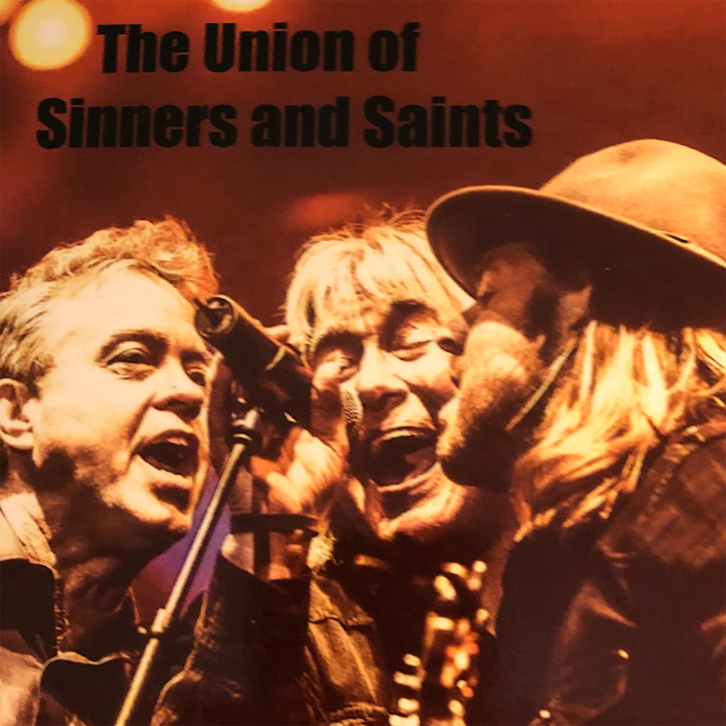 The Union of Sinners & Saints EP (CD)