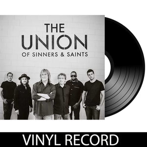 The Union of Sinners & Saints (Vinyl Record)