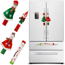 Load image into Gallery viewer, Snowman Fridge