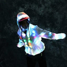 Load image into Gallery viewer, BFCM SALE-Waterproof LED Glowing Jacket