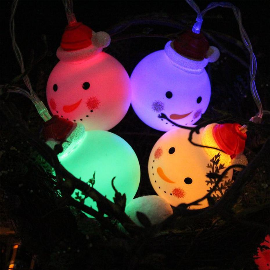 Christmas LED Indoor Bedroom String Lights