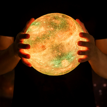 Load image into Gallery viewer, 16 Colors Moon Lamp