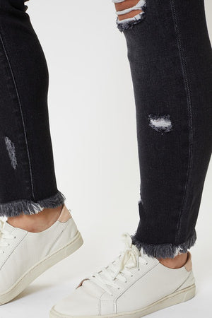 KanCan Distressed Ankle Skinny - Plus