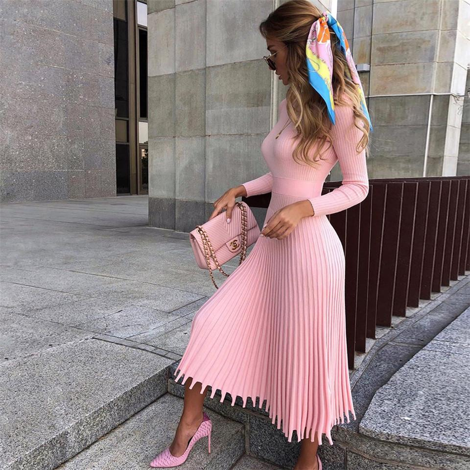 wool-cotton-knitted-dress