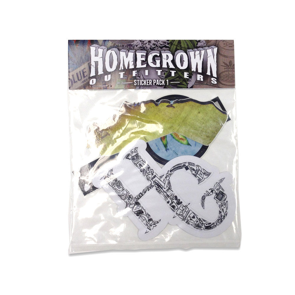 HG Sticker Pack