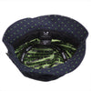 Tools Pattern Bucket Hat - Navy