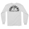 Quality long sleeve t-shirt - Black