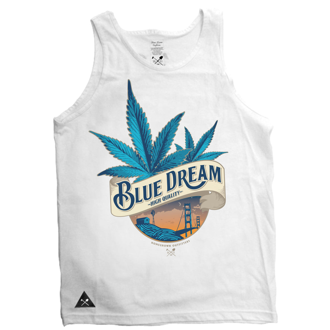 Blue Dream Tank Top
