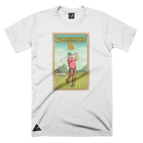 HG Country Club T-shirt - White
