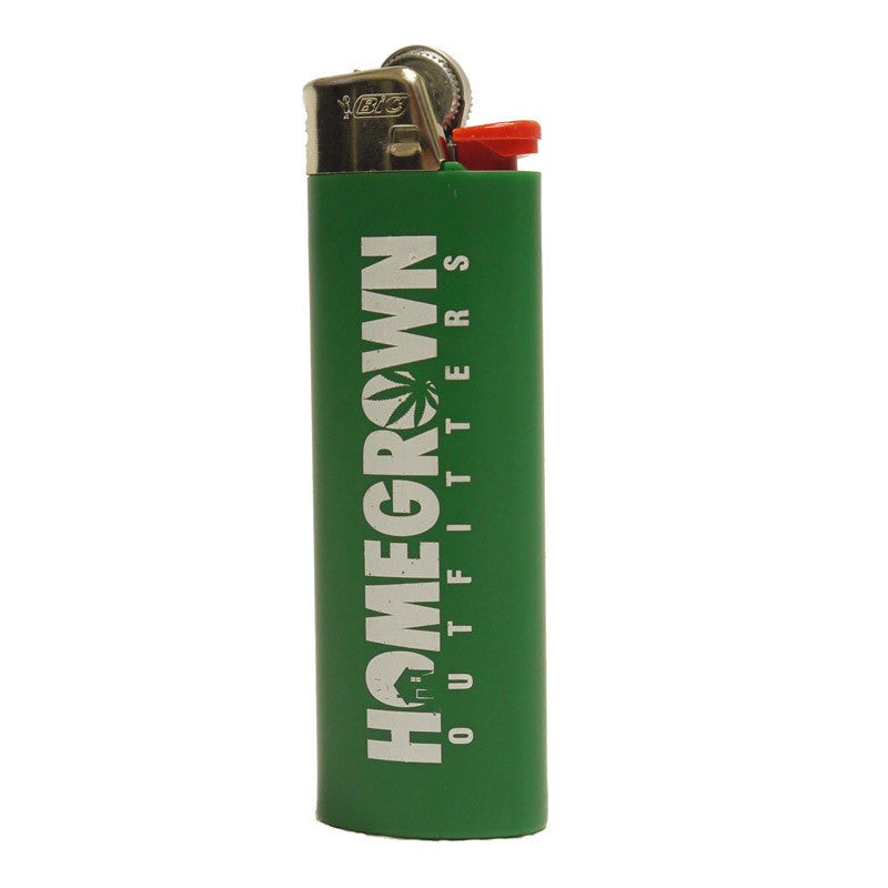 HomeGrown Lighter - Green