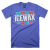 Ice Wax T-shirt - Heather Gray