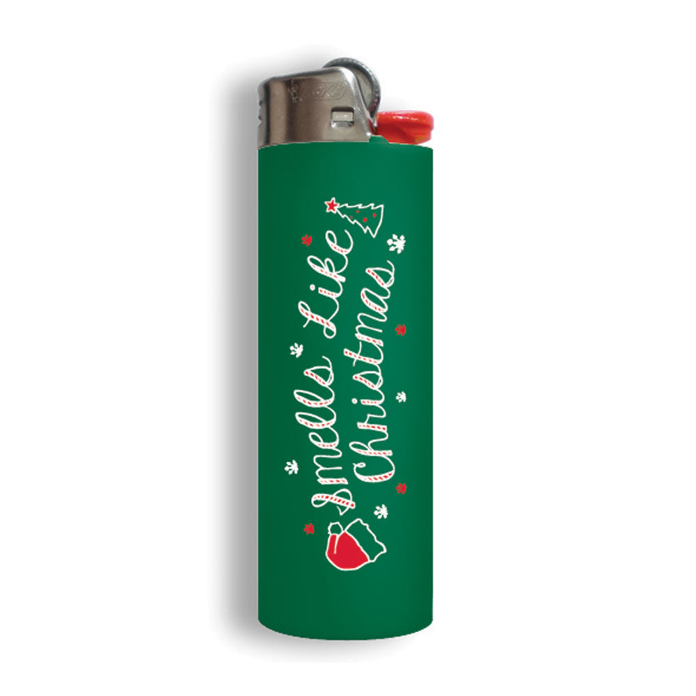 Smells Like Christmas Lighter - 2015