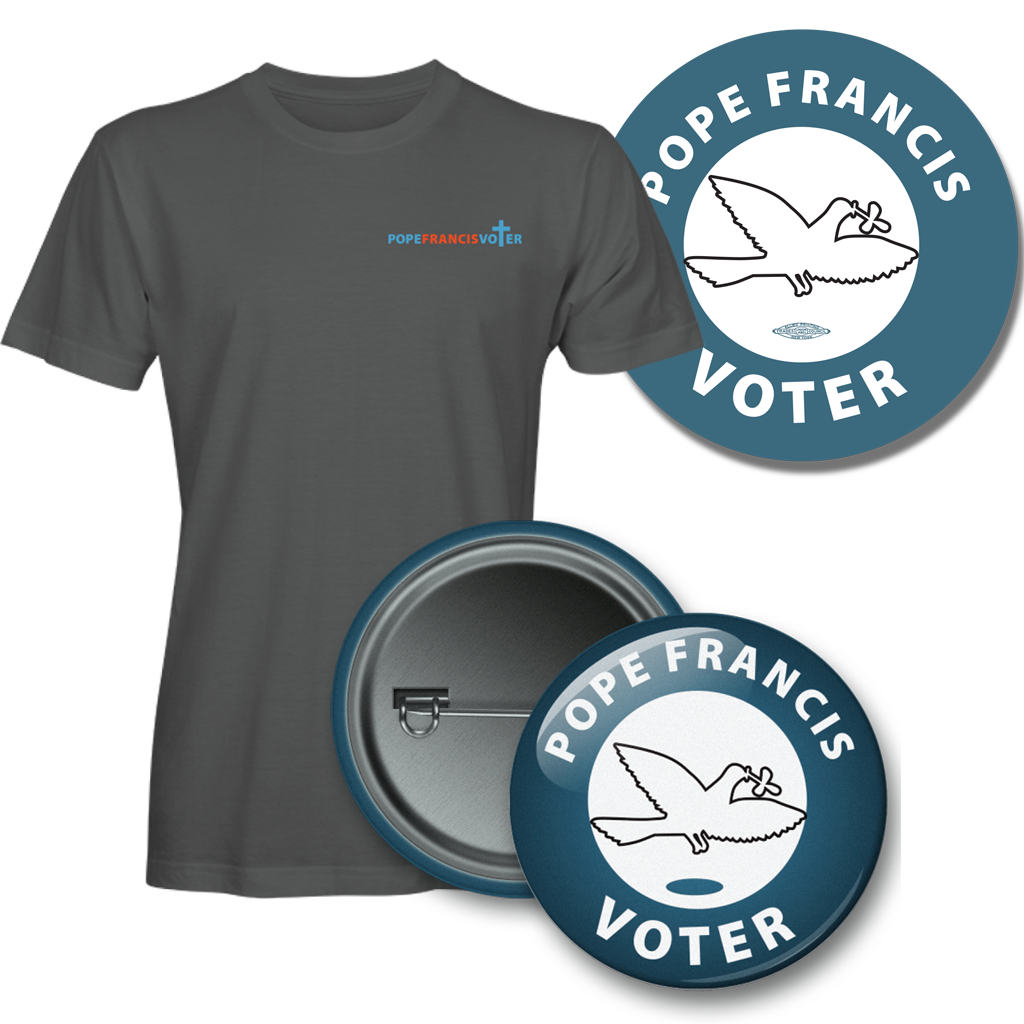 Pope Francis Voter Bundle
