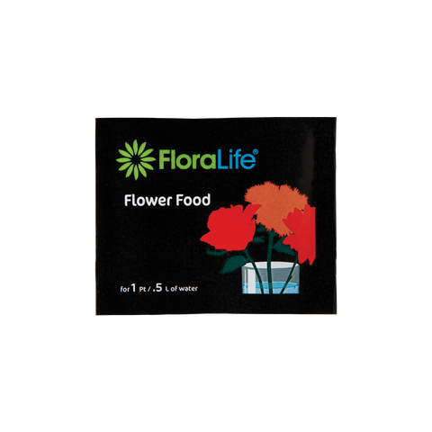 FloraLife® Flower Food 300 Packets