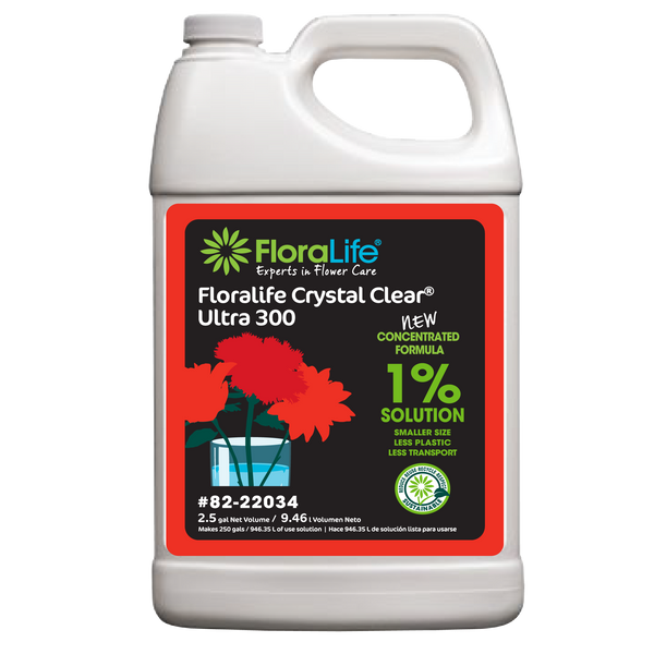 FloraLife Crystal Clear® ULTRA