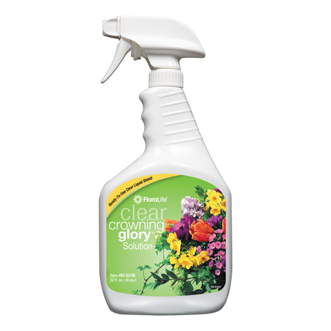 FloraLife® Clear Crowning Glory®