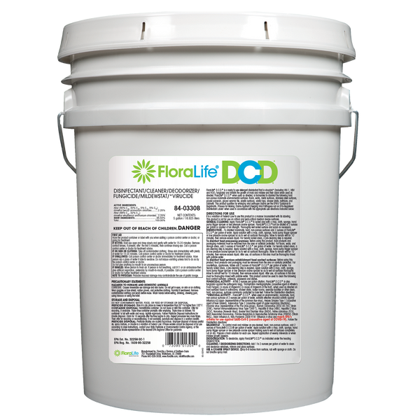 FloraLife® D.C.D.® Cleaner
