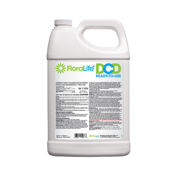 FloraLife® D.C.D.® Cleaner Ready-To-Use