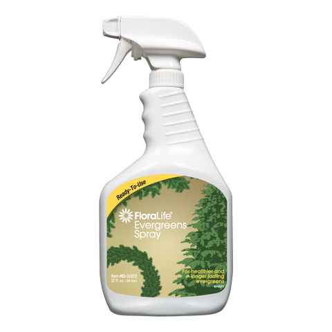 FloraLife® Evergreens Spray