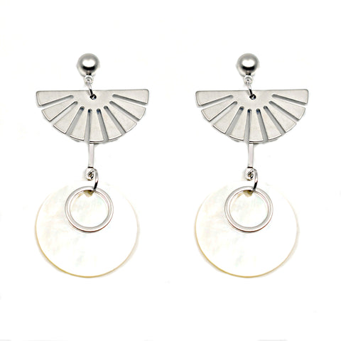 SPHINX MOON earrings