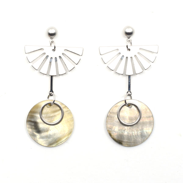 wholesale SPHINX MOON earrings