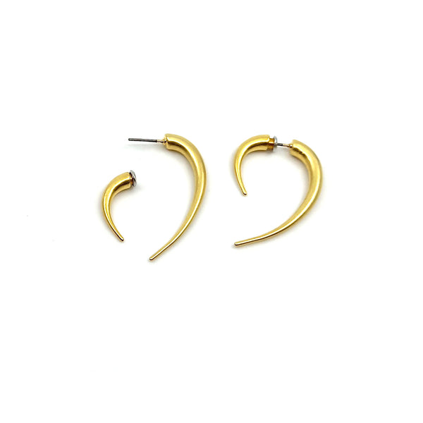 wholesale DOUBLE EDGE earrings