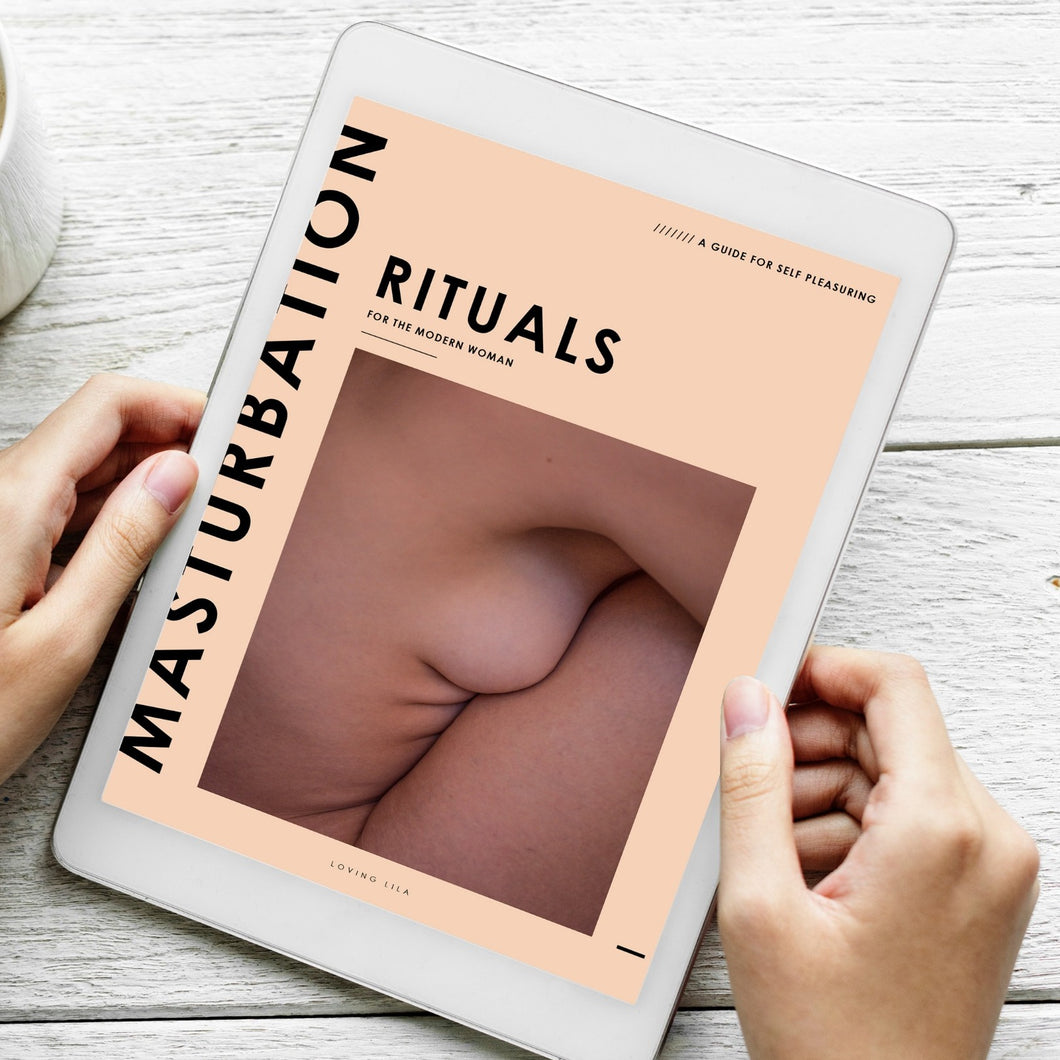 MASTURBATION RITUAL EBOOK