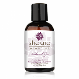 SLIQUID ORGANICS - NATURAL GEL