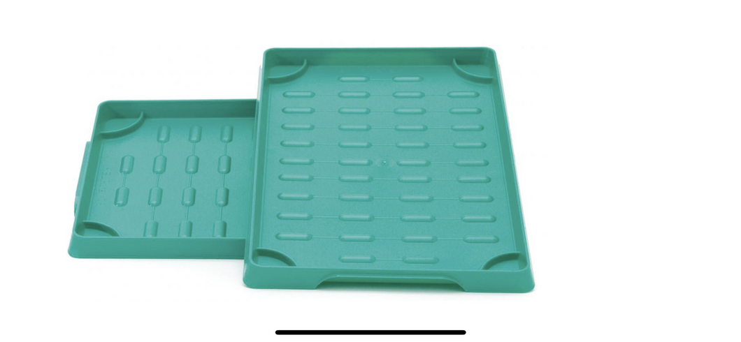 HELPtray Fluid resistant tray (CE-marked), 10pcs bag