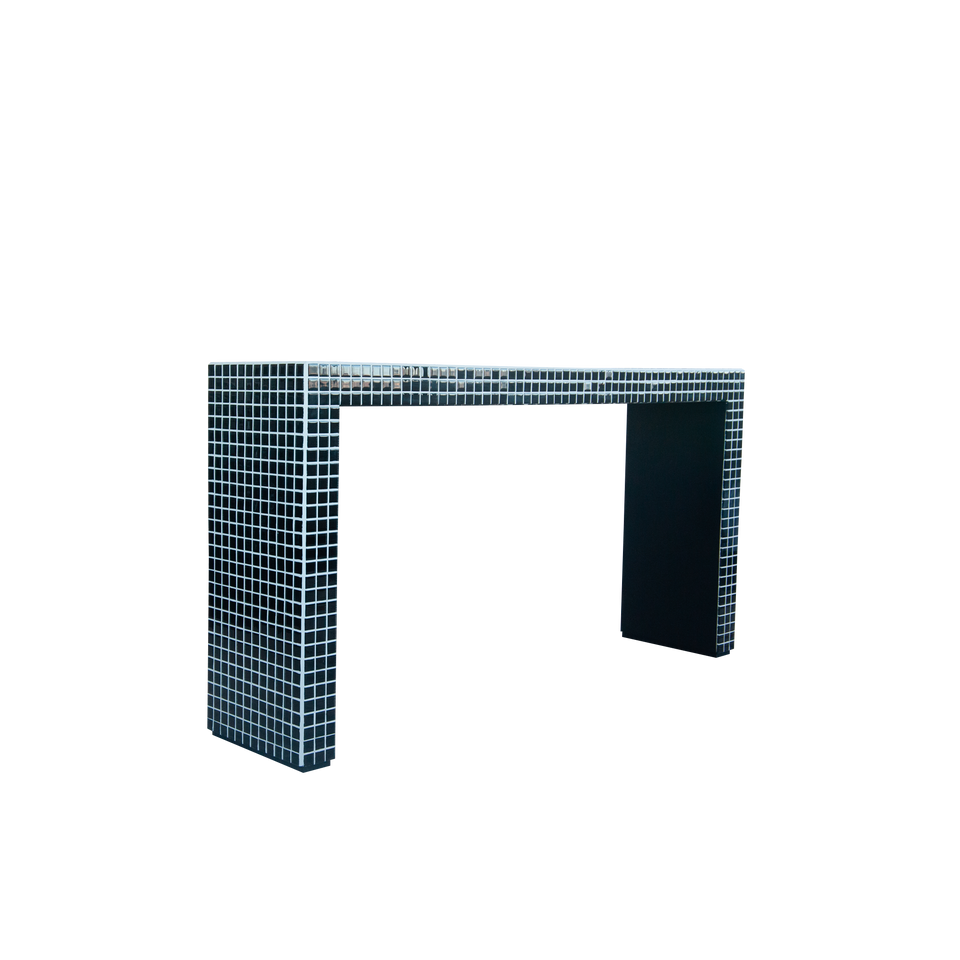 superstudio console table black
