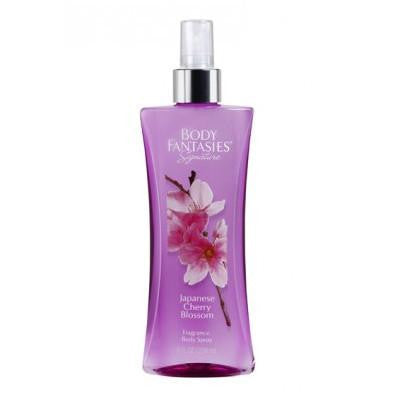 FRAGANCIA JAPANESE CHERRY BLOSSOM 94ml BODY FANTASY