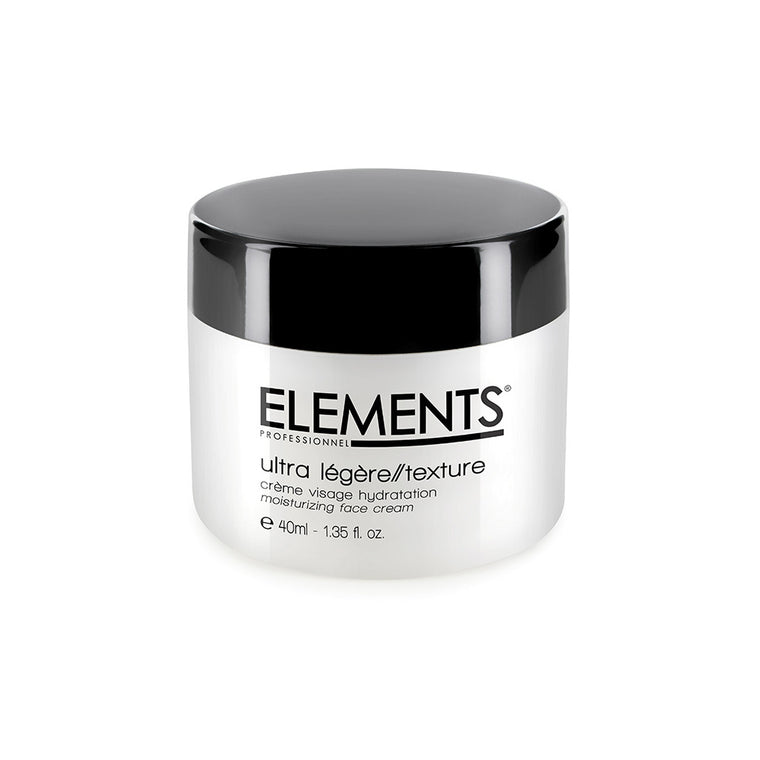 Crema facial hidratante larga duración - Elements 40ml
