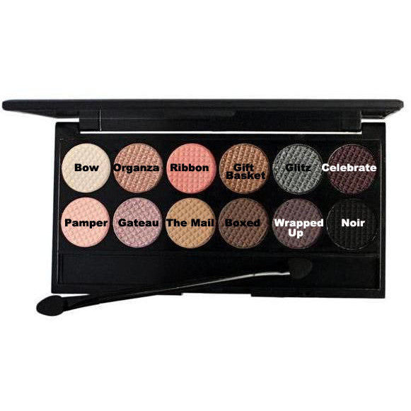 Paleta sombras Oh! So Special de Sleek