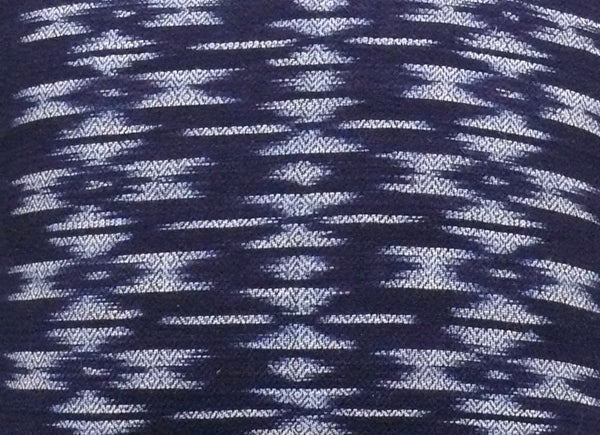 Savannakhet Ikat Cushion Cover - Style A