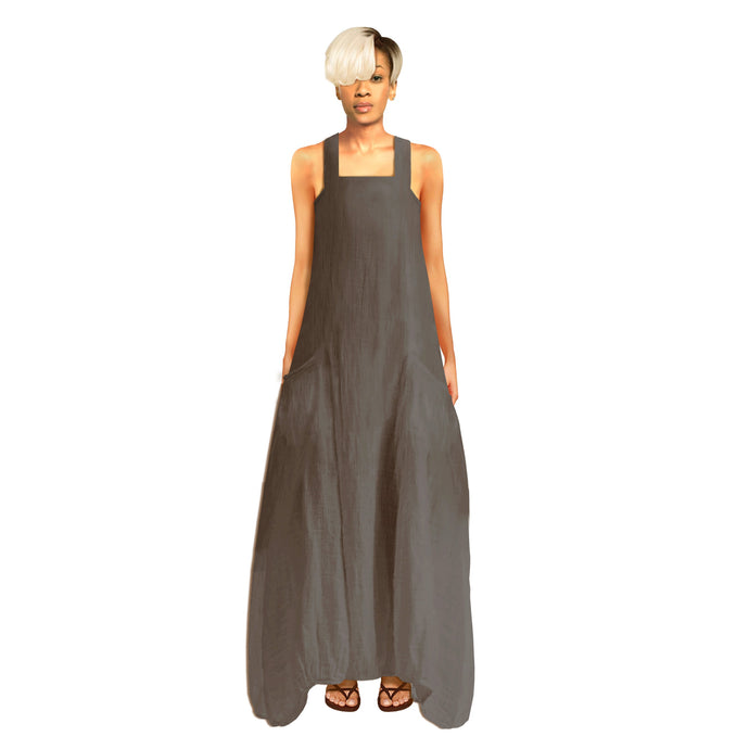 Indie is a minimal boho dress by House of Perris