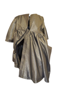 Load image into Gallery viewer, Asymmetrical Iris Coat by House of Perris