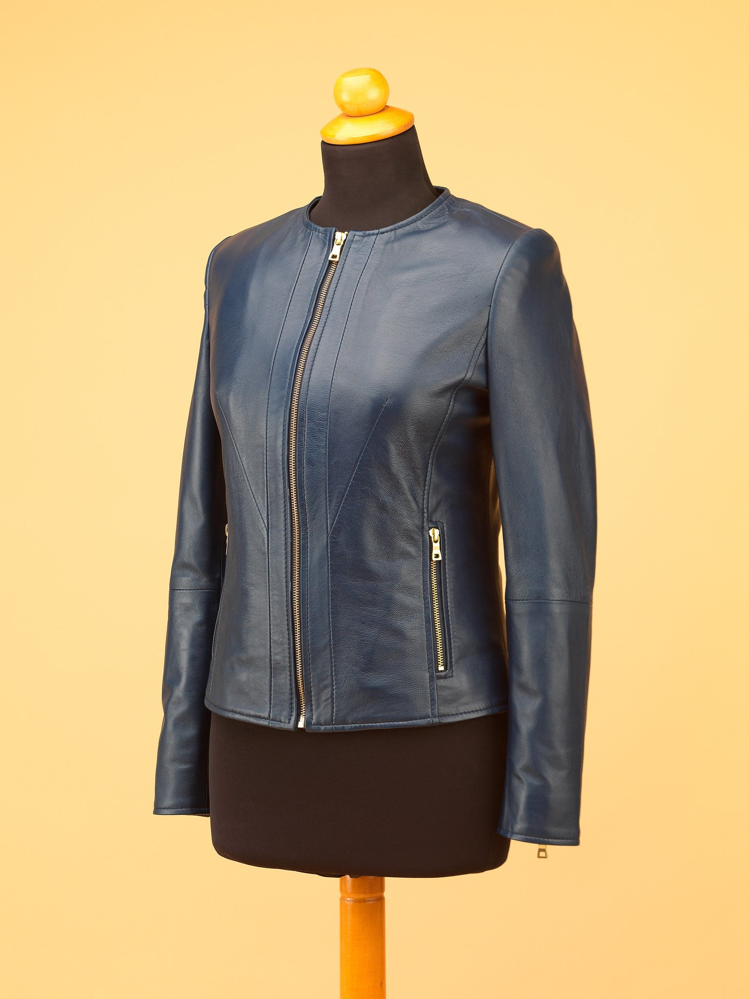 Women Leather Jacket - WT8052