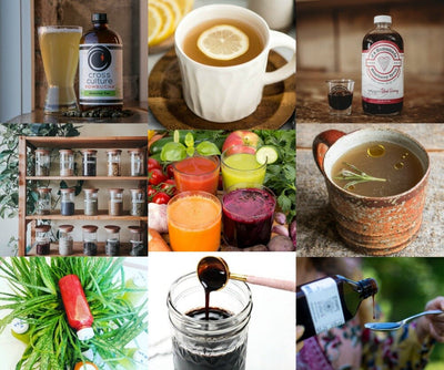 CT Guide To 40+ Immunity Boosting Products: Markets, Apothecaries, Herbs, Broth, Juice, Teas and More
