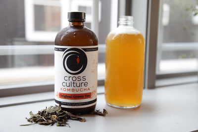 A kombucha comeback: An age old beverage is on trend