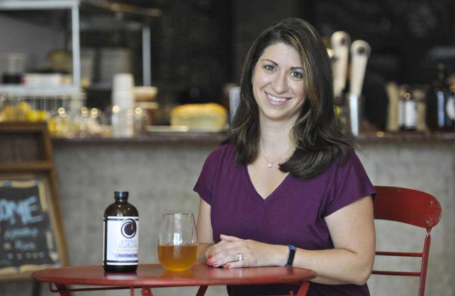 Danbury couple hits market with craft-brewed kombucha