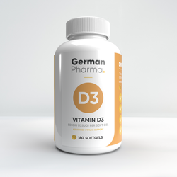 PNI Vitamin D3 - BUY 2 GET 1 FREE