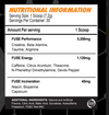 Neutra Labs - Fuse Pre Workout