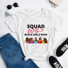 Load image into Gallery viewer, Squad Goals t-shirt