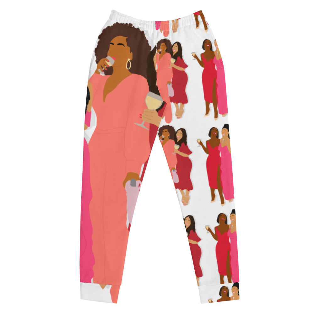 Wine Lover Lounge Women's Joggers
