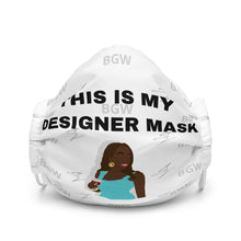 Load image into Gallery viewer, BGW Designer Premium Face Mask