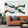 Tropical Reef Canvas Wall Art