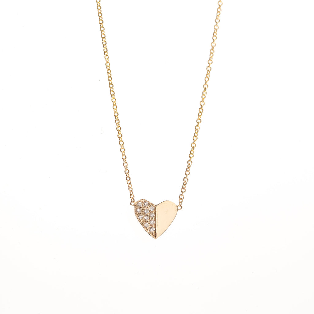 Close to My Heart Necklace -- Ariel Gordon Jewelry