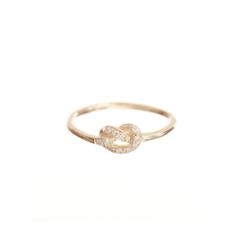 Love Knot Ring Ariel Gordon Jewelry