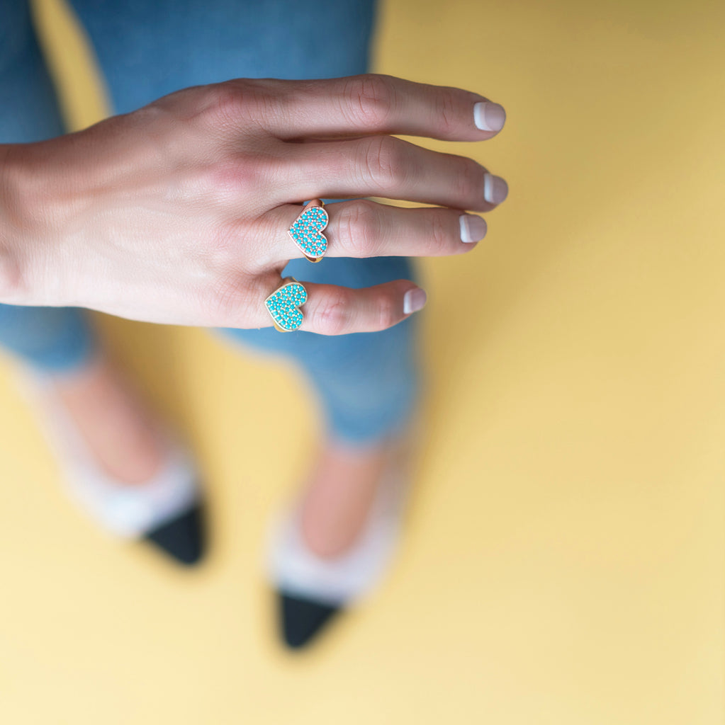 AGJ x  The Ashleigh Bergman Collective -- Ariel Gordon Jewelry